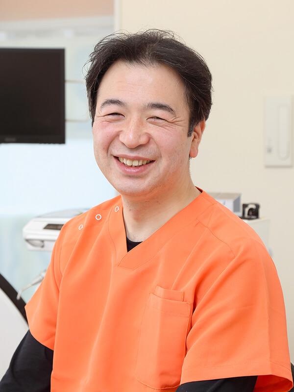院長 岡崎雄一郎